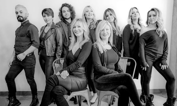 Salon Blond - Aveda Hair Salon Dunedin Staff